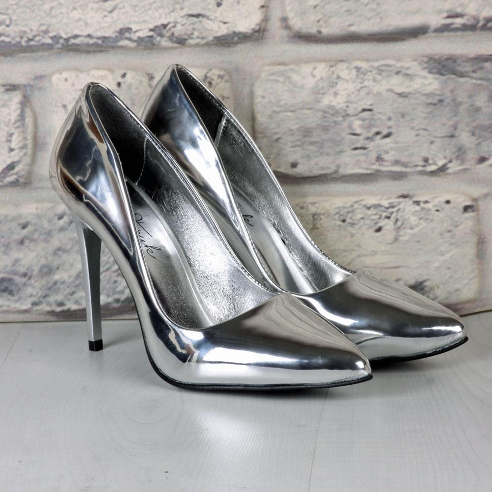parlak-lame-topuklu-ayakkabi