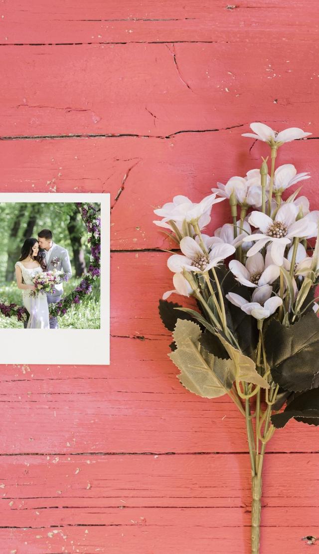 Romantik düğün teması nasıl olur