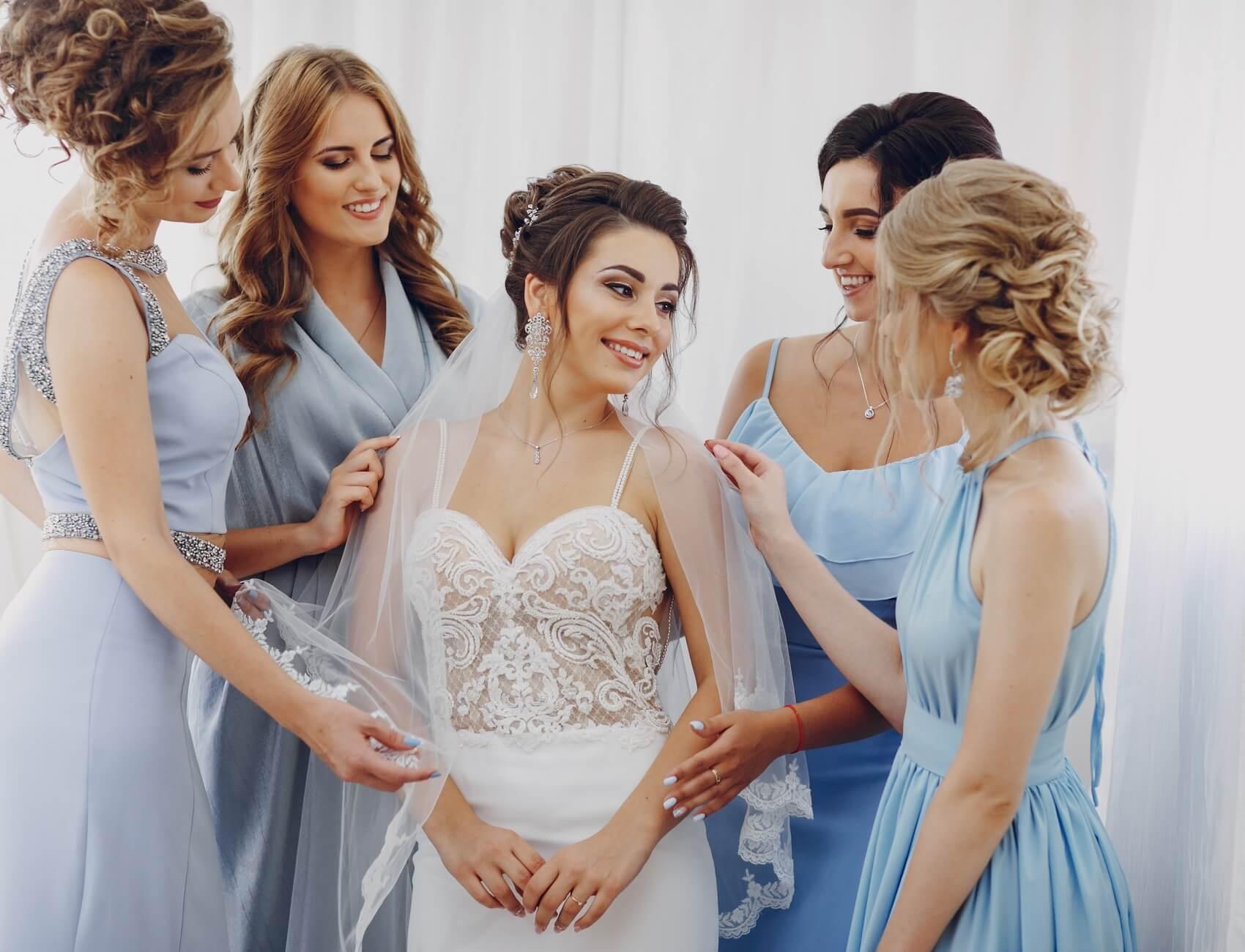 Düğün günü nasıl olur