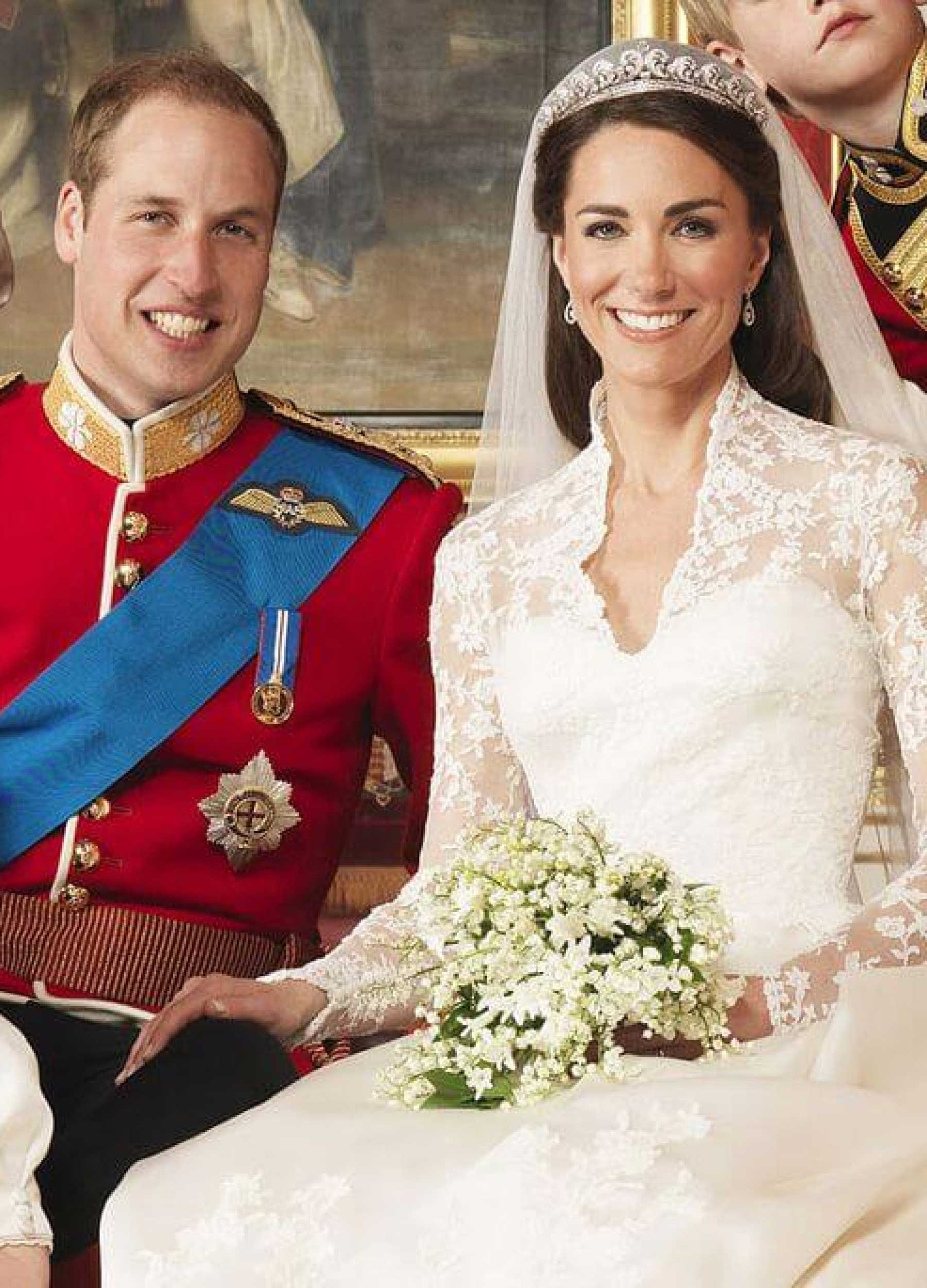 Kate-middleton-prens-william gelinlik damatlık modeli nasıldır?
