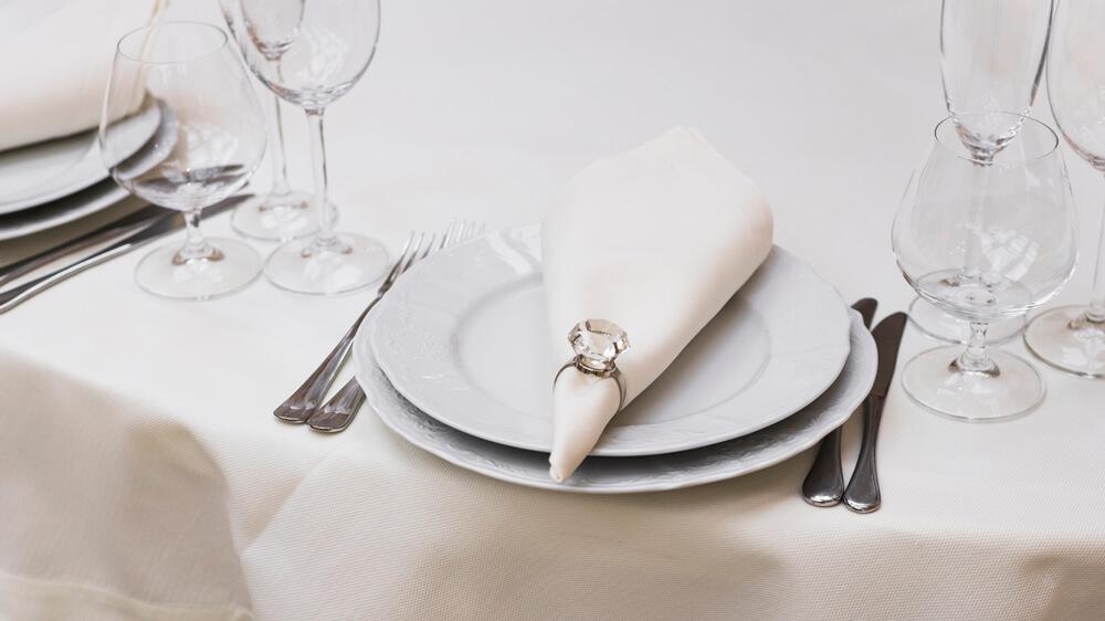 Düğün Masası Düzeni