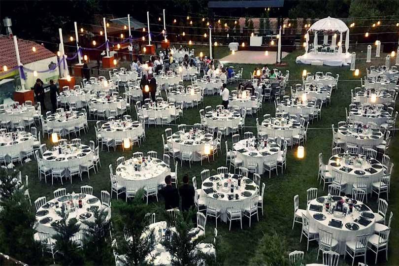 Bursa Kır Düğün Salonları Listesi