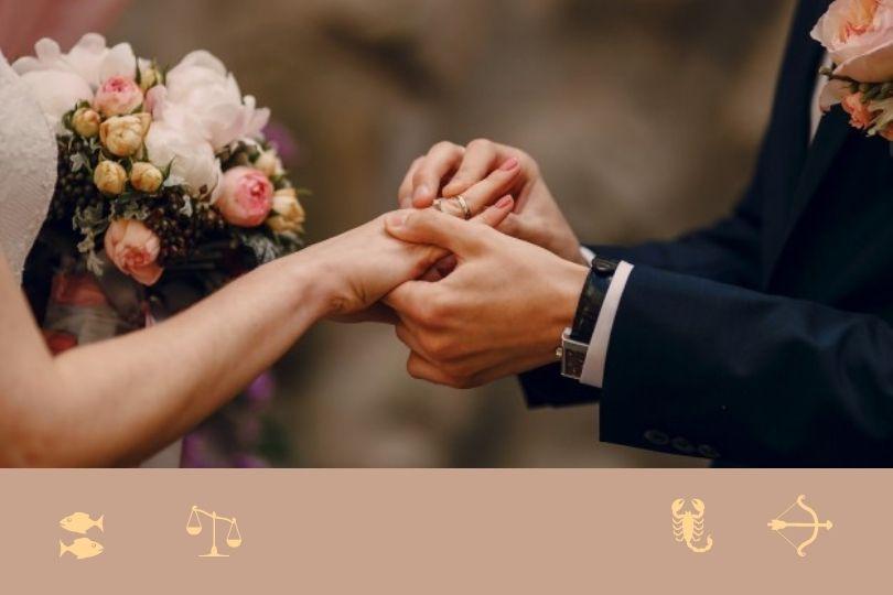 Evlilik ve Burç Uyumları