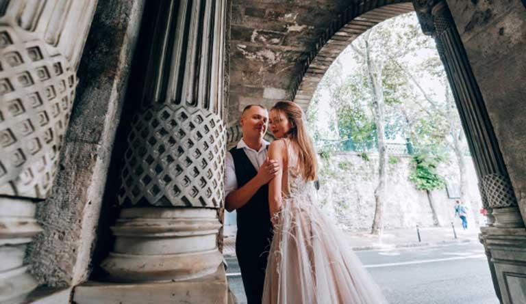 Romantik Düğün Fotoğraflarının Vazgeçilmez Temaları